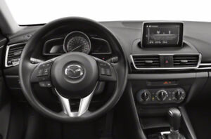 2014 Mazda Mazda3 GS luxury Sedan