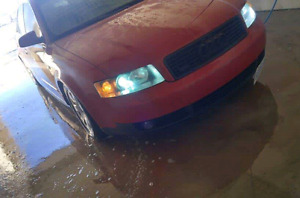 Audi A4 AWD. Trades or $1900