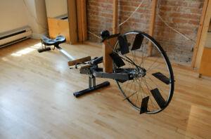 Rowing Machine Rameur - Concept 2: Modèle A