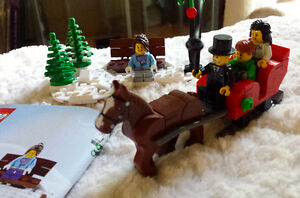 Lego Christmas 2012 limited edition set complete