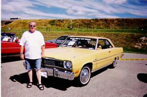 Original 1975 Plymouth Scamp for sale