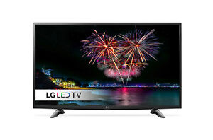 "43"" LG LED TV - Brand New in Box"