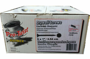 "Pro-Twist 1"" or 2-1/4"" Fine Screws @ $29.99 (6020 50 Street)"