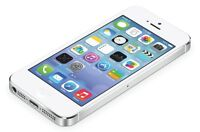 iPhone 5, white, 32GB, rogers