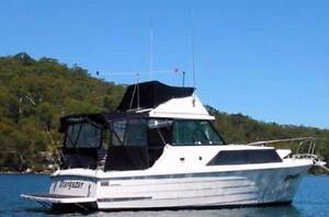 "Mariner Pacer 26 Flybridge Cruiser ""Stargazer"" Pokolbin Cessnock Area Preview"