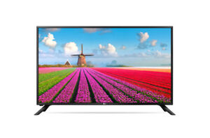 Télévision DEL 32'' 32LJ500B 720p 60Hz LG
