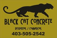 BLACK CAT CONCRETE