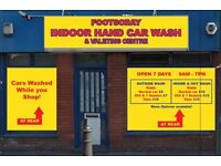 JOBS AVAILABLE. Car wash WORKERS WANTED MALE/FEMALE A.S.A.P