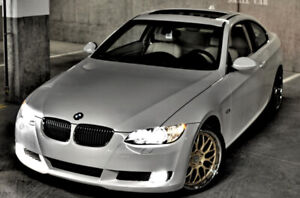 BMW 335i True Twin Turbo
