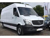 2014 Mercedes-Benz Sprinter 2.1TD 313CDI LWB HIGH ROOF **60k MILES** 4KEYS**