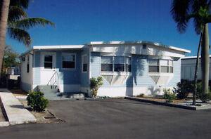 Maison mobile rénovée incluant le terrain Emerald Lake Floride
