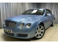 2007 A BENTLEY CONTINENTAL 6.0 GTC 2D 550 BHP