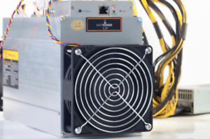 Antminer L3+ 504 MH/s (Litecoin mining)
