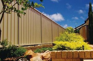 Colorbond Fencing - 20 awesome colours to choose from. Osborne Park Stirling Area Preview