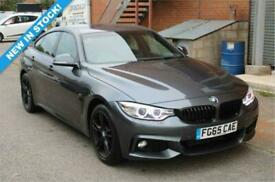 image for 2015 BMW 4 Series 2.0 420d M Sport Gran Coupe Auto xDrive (start/stop) Coupe Die