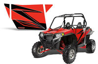 Polaris RZR DOOR WRAPS for our V2 Bearclaw doors