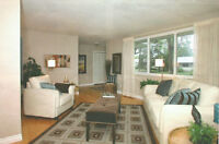 Home  for rent,  close to River Valley, quiet tree lined street