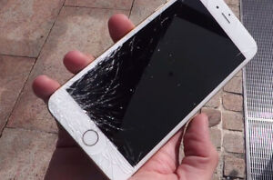 Buying Cracked iPhone 6S SE or 7