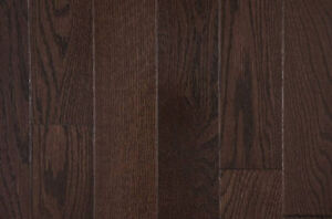 "136 s.f. Room Lot Select 3/4"" Solid Red Oak Coffee 2 3/4"" $150"
