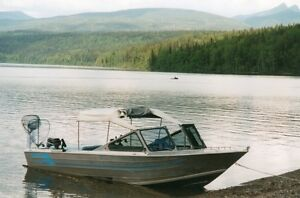 WestCan Northern Explorer Jet Boat Prince George British Columbia image 1