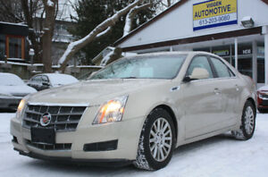 2009 Cadillac CTS4-AWD panoramic sunroof*FINANCING**must be seen