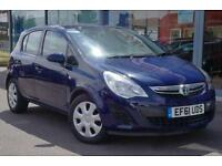 2012 VAUXHALL CORSA 1.4 Exclusiv Auto [AC] GREAT FIRST CAR