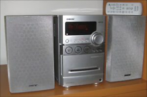 Mini chaine stéréo Sony