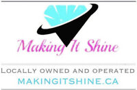Making It Shine - Professional Cleaning Service