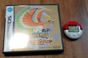 Pokemon Heartgold and Pokewalker for sale!