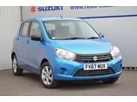 2018 Suzuki Celerio 1.0 SZ3 5dr Petrol blue Manual