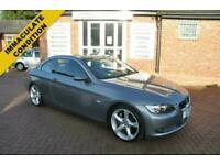 2007 BMW 3 Series 3.0 335I SE 2d 302 BHP Auto Convertible Petrol Automatic