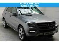 2015 Mercedes-Benz M-CLASS 2.1 ML250 CDI BlueTEC SE (Executive) 7G-Tronic Plus E