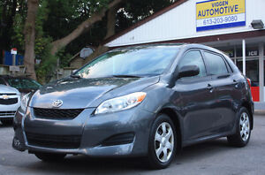 2009 Toyota Matrix 5sp**AC**great shape**MUST BE SEEN