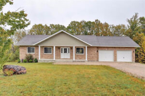 Fantastic Home and Over 2 Acres!