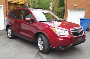 Forester 2.5i avec Eyesight 2015