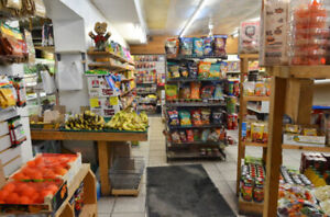 Downtown Busy Grocery and Convenience Store for sale