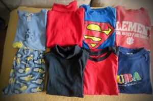 Lot of Boys Clothes Size 8-8T & footwear size 2 youth for sale *