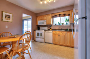 Renovated and ready for you to move in 4 bedroom house