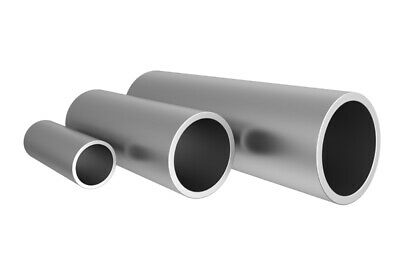 Dom Round Steel Tubing .313 Od X .049 Wall X 36