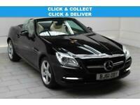 2011 Mercedes-Benz SLK 1.8 SLK200 BlueEFFICIENCY Edition 125 7G-Tronic Plus Auto
