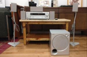 Sony 5.1 channel surround sound receiver & amplifier