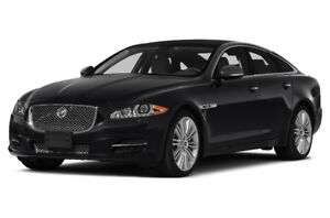 2015 Jaguar XJ Premium Luxury Sedan