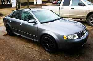Looking for tires/rims Audi A4