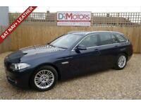 2014 BMW 5 Series 2.0 520D SE TOURING 5d 181 BHP Estate Diesel Automatic