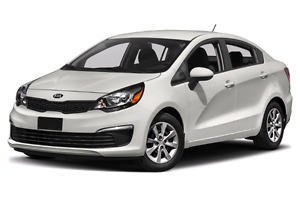 KIA RIO Sedan 2016 Automatic