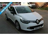 2014 Renault Clio 1.5 dCi ENERGY Dynamique MediaNav (start/stop) Hatchback Diese