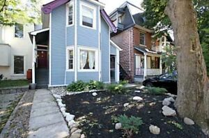 Glebe – second floor, two-bedroom, available July 1 or August 1