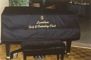 Custom Made Piano Covers - Made in Canada