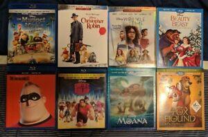 Disney Blu-Rays for Sale