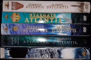 Stargate Atlantis - Toute la série (5 saisons)
